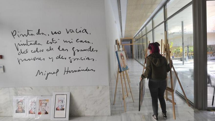 El Centro Hernandiano se reinventa en la búsqueda de talento tras dos años cerrado