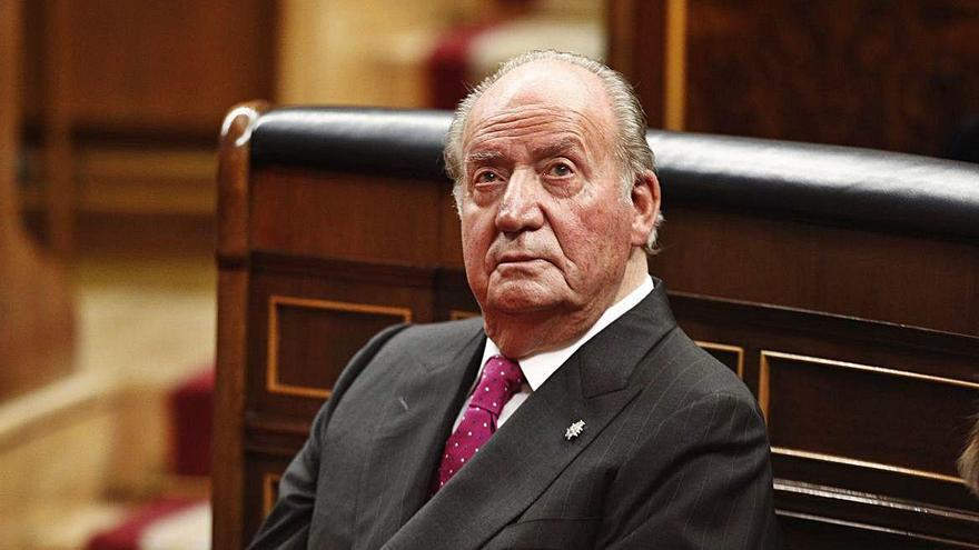 La fiscalia de Suïssa troba un compte vinculat al rei emèrit a Andorra