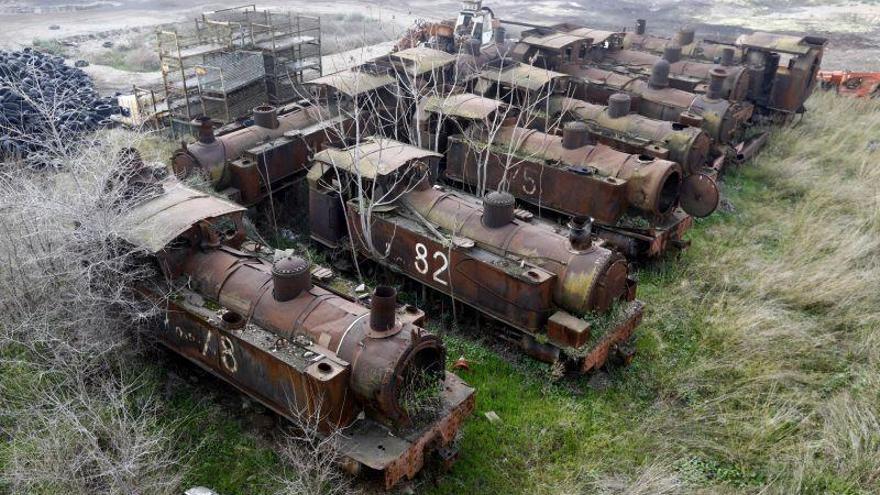 Joyas ferroviarias dignas de un museo