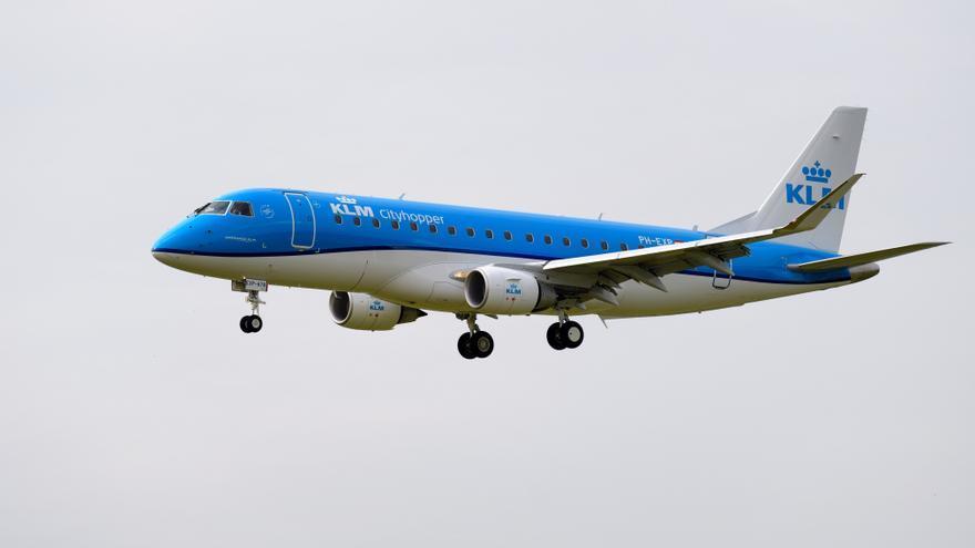 La aerolínea KLM inaugura en junio un vuelo directo Palma-Ámsterdam