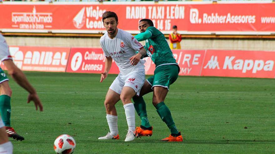 Goleada en León y adiós a la Copa para el Coruxo