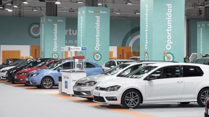 El mercado de vehículos usados caerá en 2020, pero rebotará un 11% en 2021