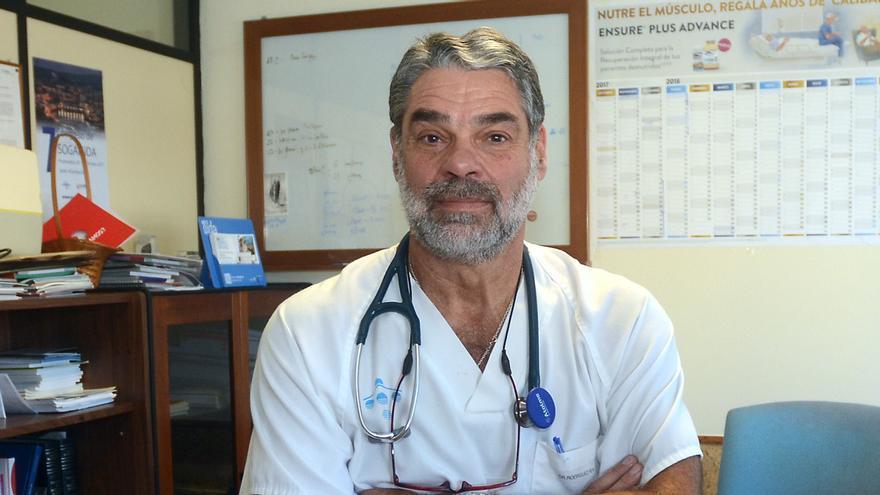 """""""El 95% de nuestros pacientes en consulta son de VIH, tenemos 520 en tratamiento"""""""