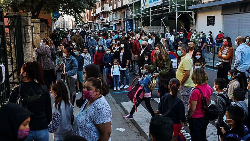Una iniciativa ciudadana apuesta por peatonalizar el entorno del Arias Gonzalo en Zamora
