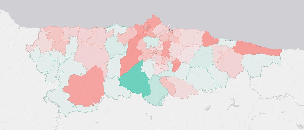 mapa incidencia