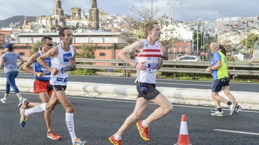 El Cabildo piensa trasladar el GC Maratón a enero de 2021