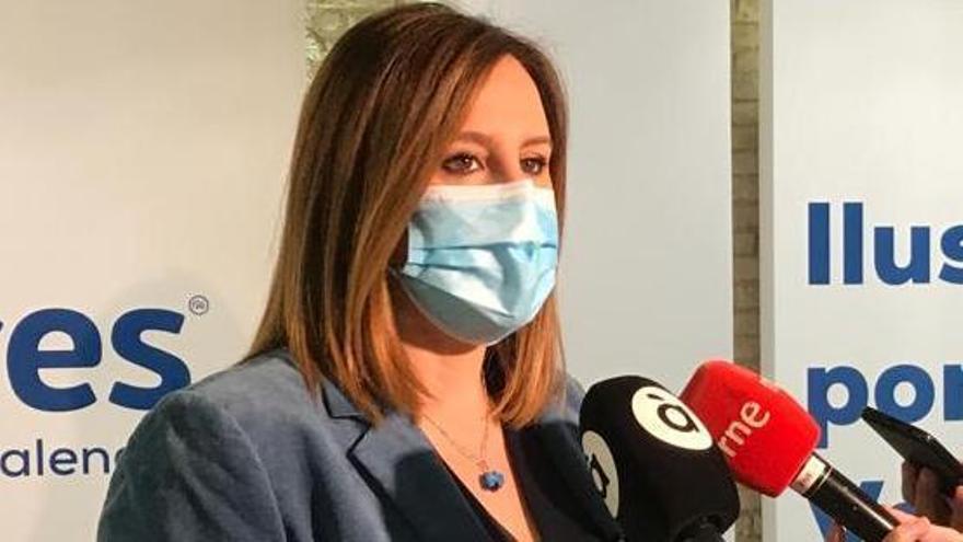 """Catalá (PP) acusa a Ribó de """"pasividad"""" con el Hospital de Campaña"""