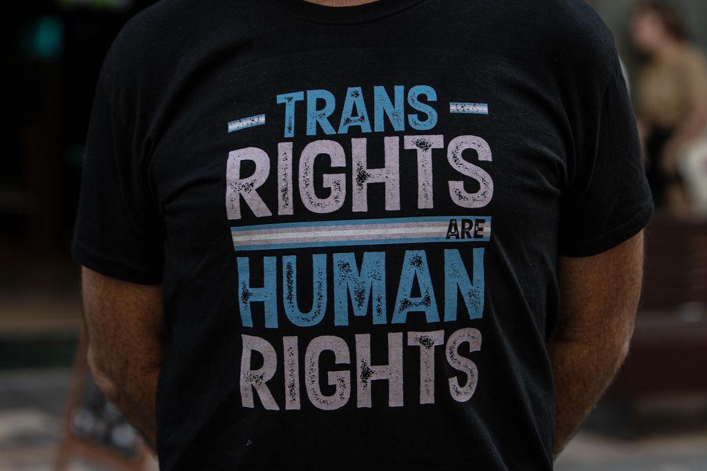 Imágenes de la protesta contra la LGTBI fobia en Cartagena