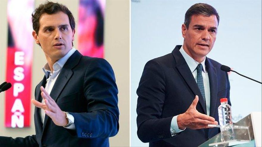 El PSOE se abre a un encuentro Sánchez-Rivera