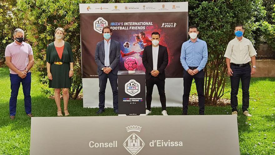 La 'Ibiza's International Football Friends Cup' despierta las ilusiones