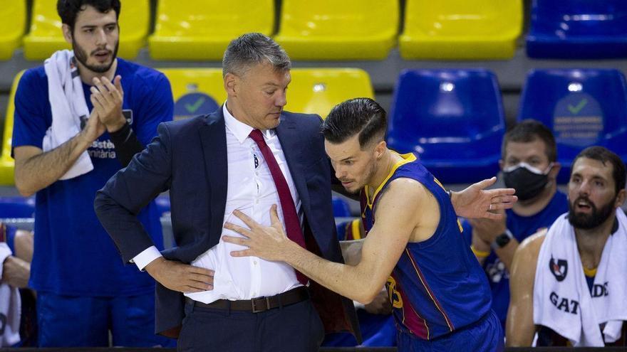 El conflicto entre Heurtel y el Barça amenaza con enquistarse