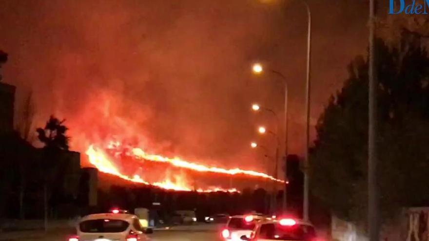 Extinguido el incendio forestal de Mallorca tras arrasar 80 hectáreas