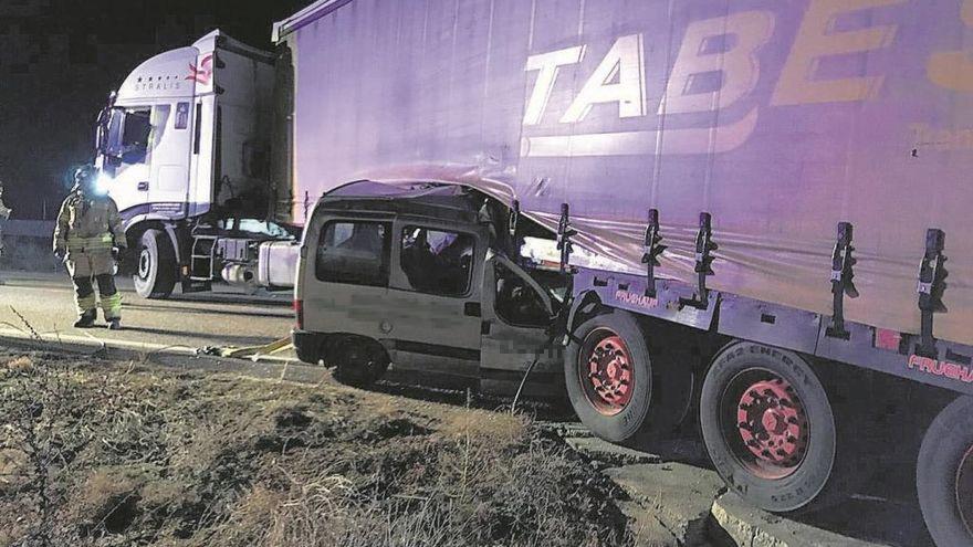 Confirmada la absolución del camionero involucrado en el accidente mortal de un matrimonio de Toro