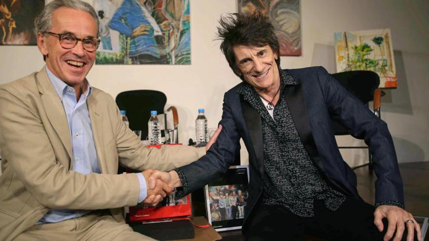 The Rolling Stones ja són a Barcelona per actuar a l'Estadi Olímpic