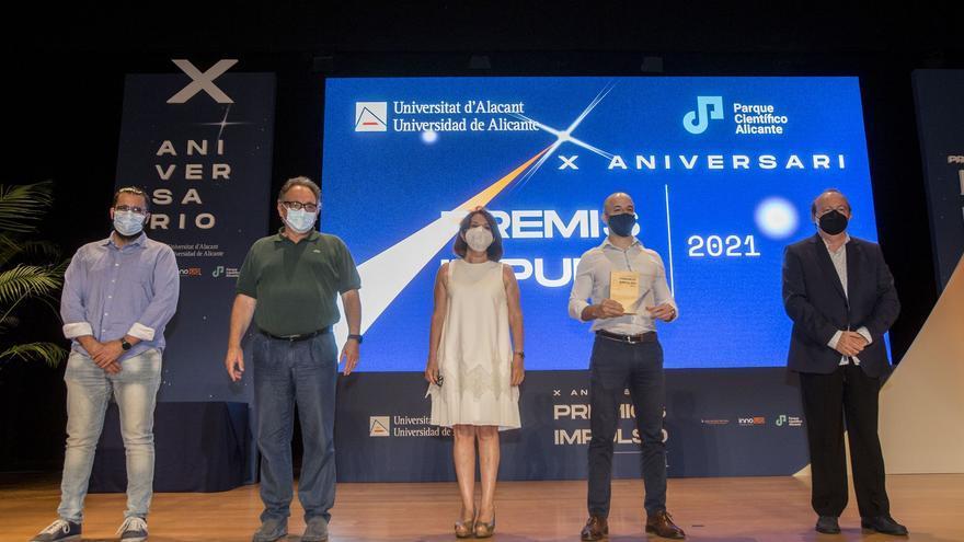 La gala Impulso de la Universidad de Alicante