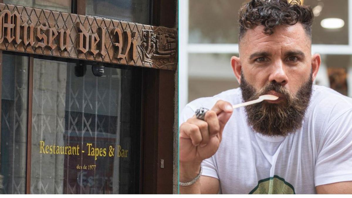 Marc Ribas obrirà un restaurant al local de l'històric establiment gironí El Museu del Vi.