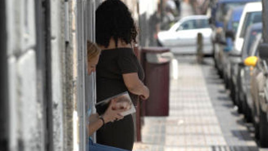 Ciudadanos advierte que la prostitución de Arenales puede cambiar de barrio
