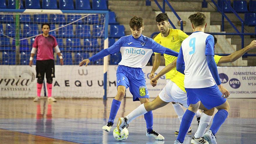 El Alzira FS aspira a subir de categoría al filial para asentarse en la élite