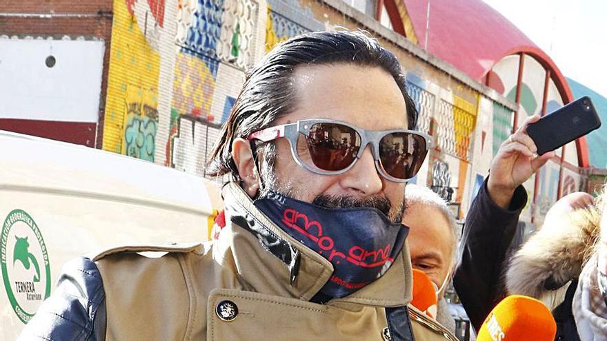 La Justicia deja en libertad a Rafael Amargo