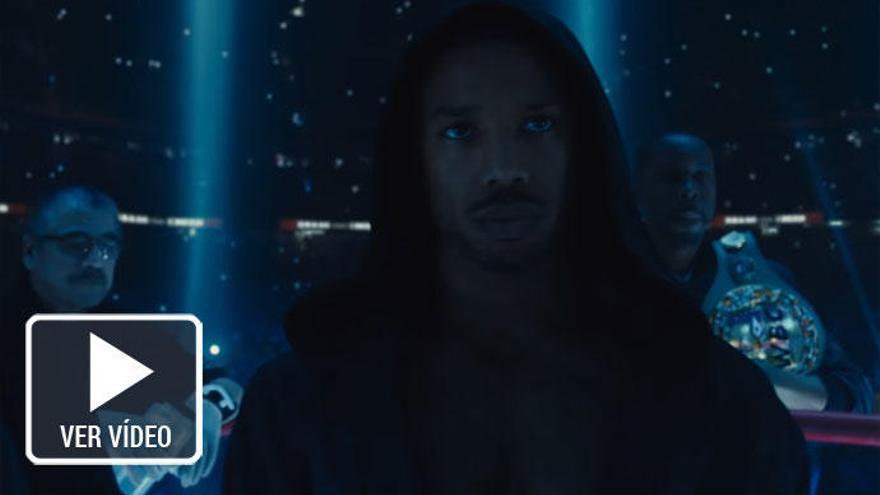 La nueva entrega de 'Rocky', 'Creed 2', protagoniza los estrenos de la semana