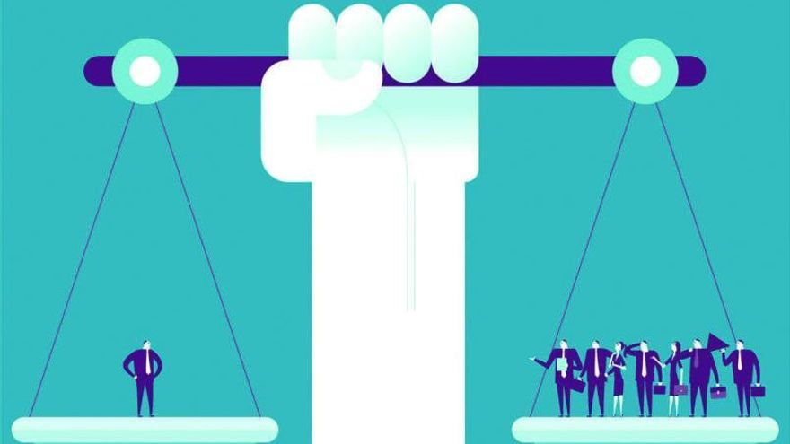 El Derecho como parte del problema y como parte de la solución
