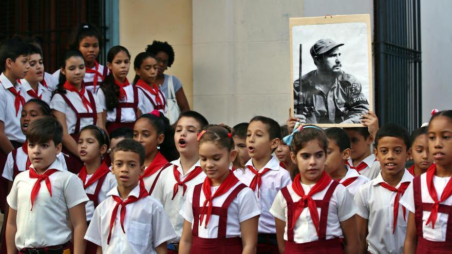 """Un año sin Fidel Castro: """"Aquí todo sigue igual"""""""