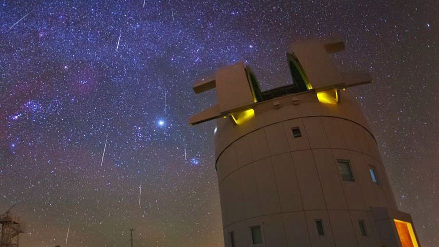 Diciembre ofrece tres fenómenos meteorológicos en el cielo de Canarias