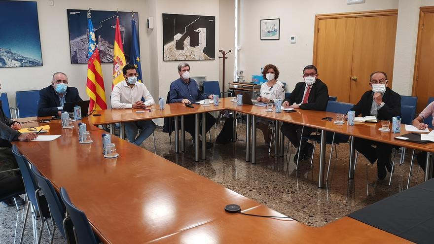 Un concurso de ideas dará forma a la unión puerto-ciudad en Sagunt