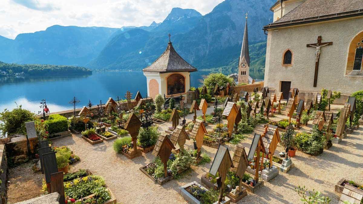 Cementerios que debes visitar.