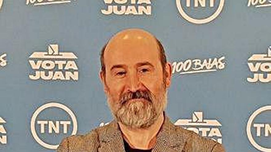 Javier Cámara debutará como director en la serie 'Vamos Juan'