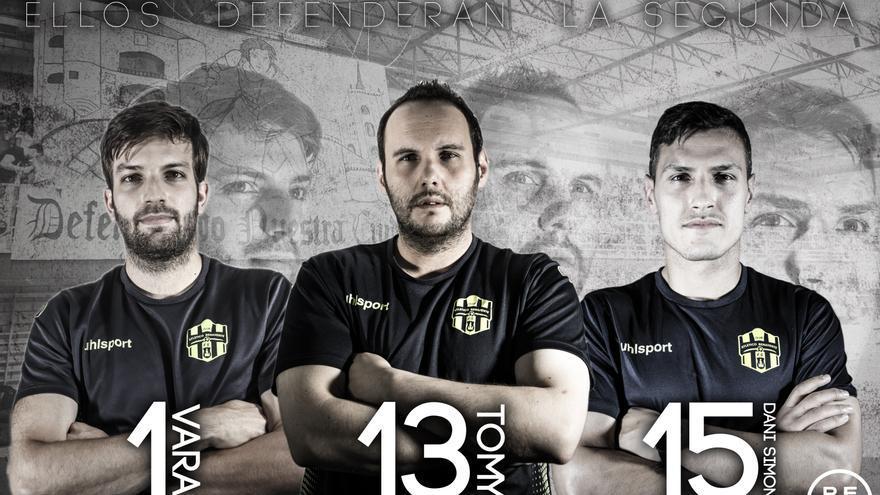 Atlético Benavente renueva a sus tres porteros