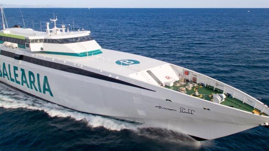 Erstmals wieder Schnellfähre zwischen Mallorca und Formentera