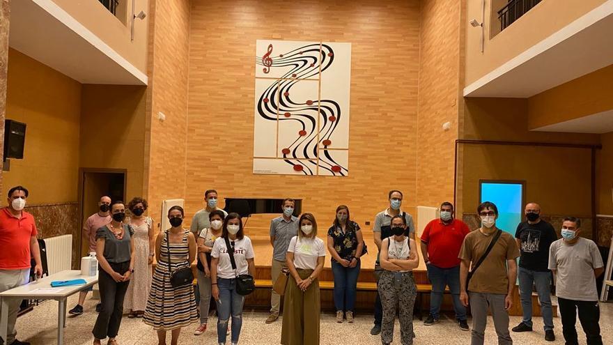 Formada la Ampa de padres de alumnos del conservatorio de Don Benito