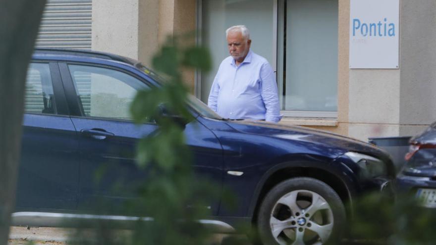 Cotino envió dos millones a Luxemburgo quince días antes de la visita del papa