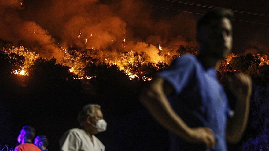 Villaharta será zona catastrófica por los incendios pero Alcaracejos se queda fuera