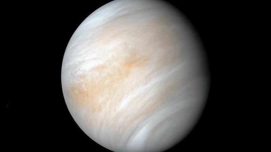 Los días se hacen largos en Venus