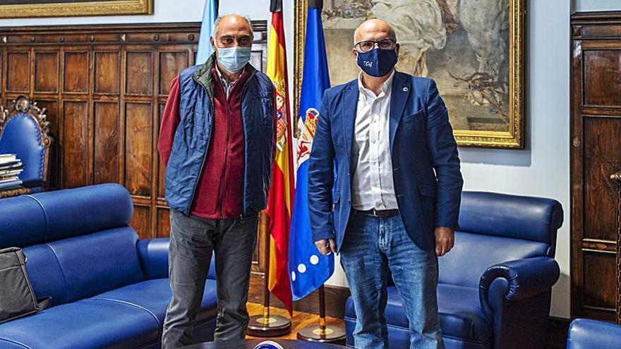 La Diputación acoge el archivo de Fernández Ferreiro