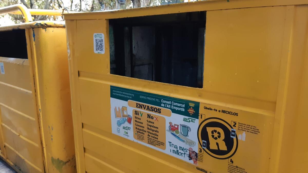El transport i la selecció de residus generen 596 llocs de feina directes