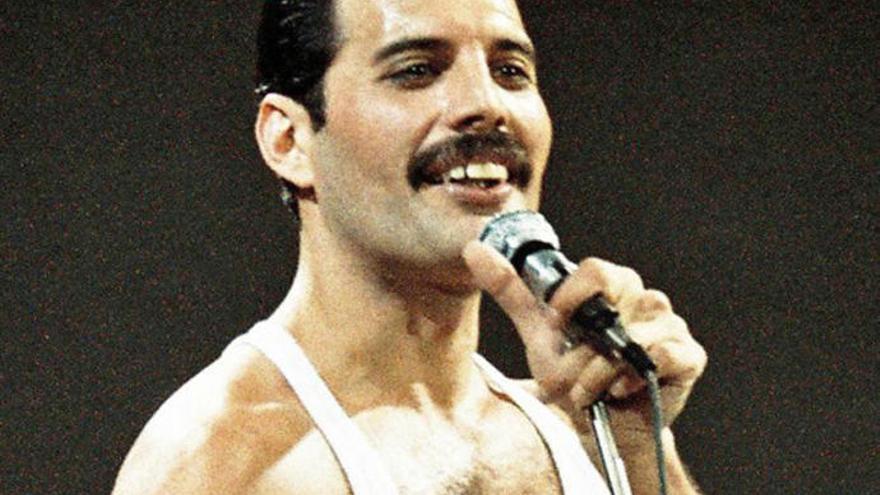 Sale a la luz una versión inédita de la canción 'Time' de Freddie Mercury