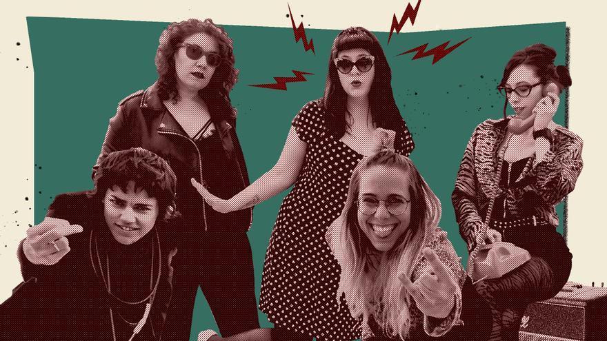 El torbellino zamorano Titis Twister presenta su primer disco