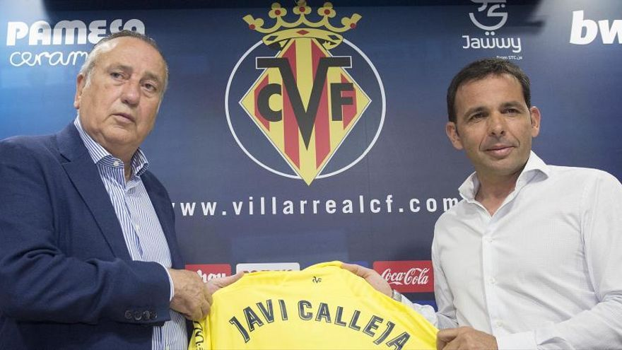 El Villarreal vuelve a confiar en Calleja para salvar al equipo