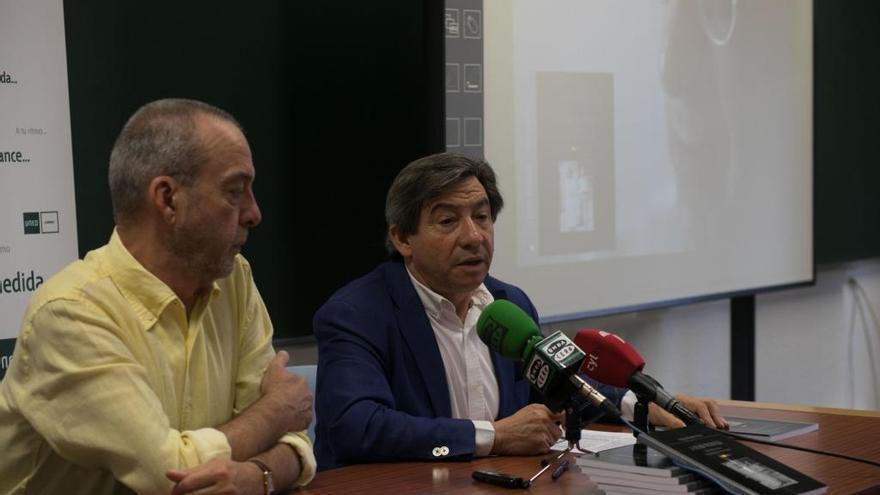 """La UNED de Zamora presenta el libro de Remigio Hernández Morán """"La Década Prodigiosa"""", sobre la Guerra Civil"""