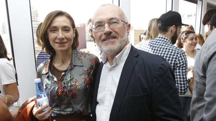Rosana Pastor se descuelga de la candidatura de Podemos a las Corts