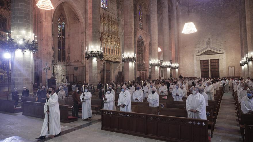 La Seu ofrece la misa Crismal