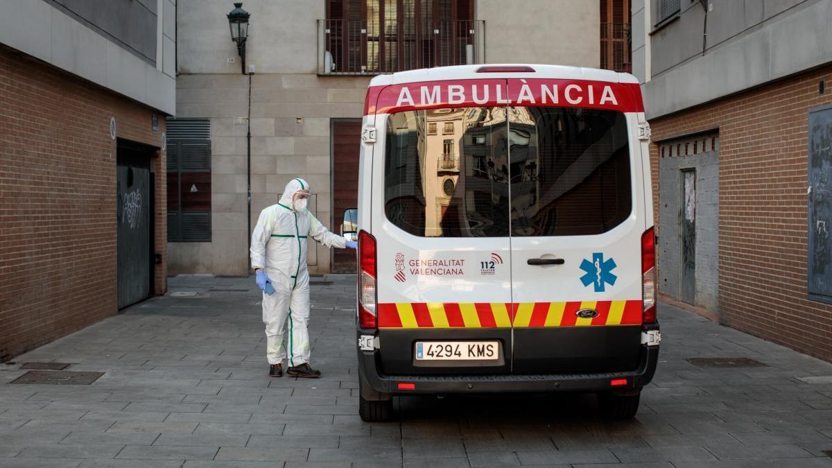 El Ministerio de Sanidad envía tests rápidos a la Comunitat Valenciana