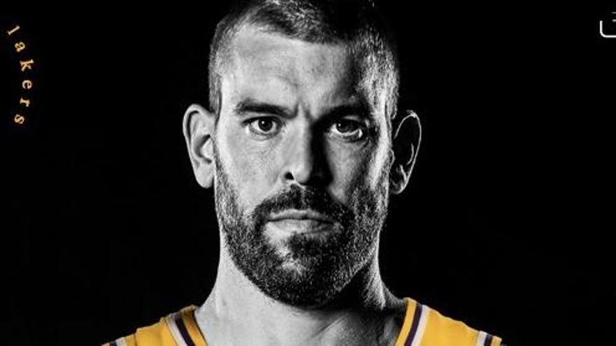 Marc Gasol e Ibaka debutarán con Lakers y Clippers en su primer duelo angelino