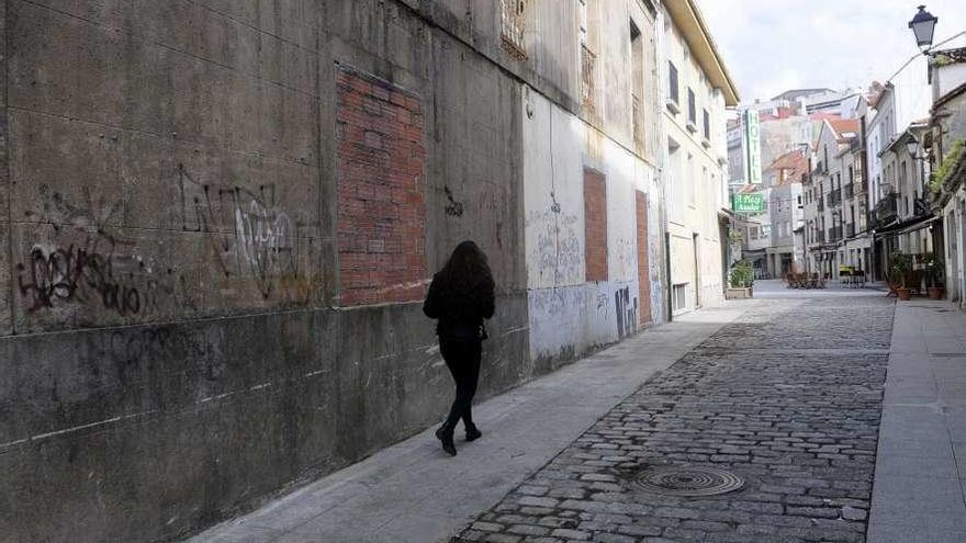 El tifus exantemático que acabó en gripe en Vilagarcía