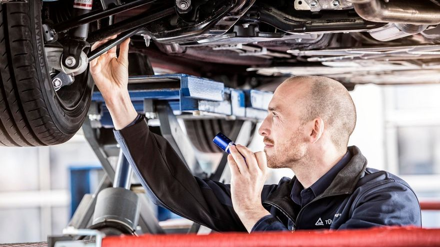 Esta es la nueva prueba para tu coche que te vas a encontrar en la ITV