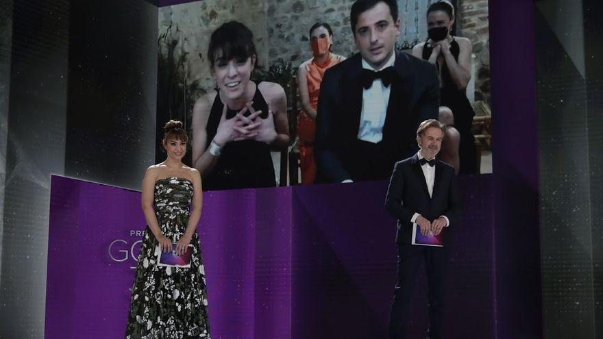 "Marina Parés: ""Espero que los tres Goya de 'Ane' nos faciliten sacar adelante más proyectos"""