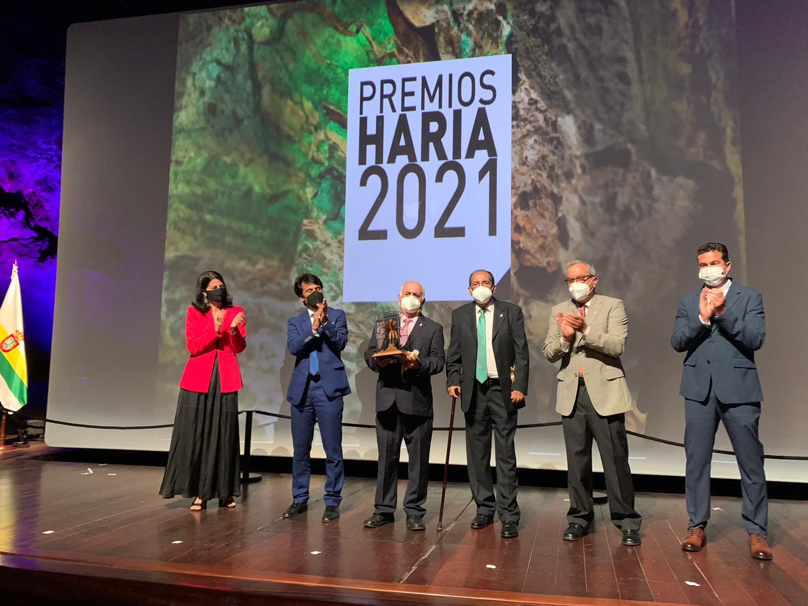 Premios Haría 2021